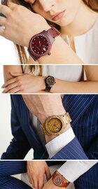 アバテルノABAETERNOスカイSKYテンペスタTEMPESTA35mm腕時計9825023ブラックレディース