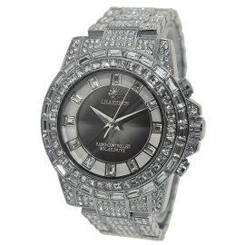 ジョンハリソンJOHNHARRISONシャーニングソーラー電波腕時計JH-025SBメンズ