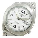 セイコー SEIKO セイコー5 SEIKO 5 自動巻き 腕時計 SNKM73K1 ホワイト メンズ