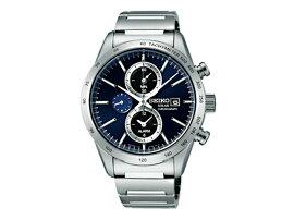 セイコーSEIKOスピリットSPIRITソーラークロノグラフ腕時計SBPY115国内正規メンズ