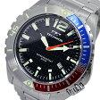 【ポイント2倍】(〜6/27 09:59) テクノス TECHNOS クオーツ 腕時計 T4390SH ブラック メンズ