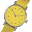 【今月特価】【ポイント5倍】(〜8/31) ピーオーエス POS ヴォイド VOID クオーツ 腕時計 V03B-BR-YE-YE イエロー レディース