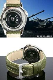 ケンテックスKENTEX陸上自衛隊モデル腕時計S455M-01