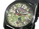 【ポイント5倍】(〜3/31) ケンテックス KENTEX カモフラ 自衛隊モデル 腕時計 S455M-12 メンズ