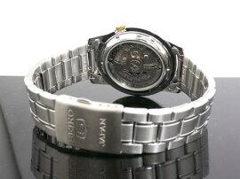 セイコーSEIKOセイコー5SEIKO5自動巻き日本製腕時計SNKK17J1メンズ