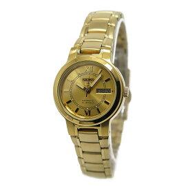 セイコーSEIKOクオーツ腕時計SYME58J1ゴールドレディース