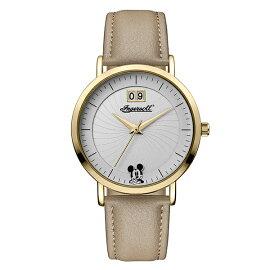 インガソールディズニーINGERSOLLDISNEYClassicDisney腕時計ID00503シルバーユニセックス