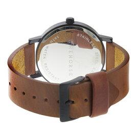 ザホースTHEHORSEオリジナルクオーツユニセックス腕時計ST0123-A9ホワイト/ウォルナットユニセックス