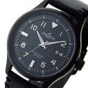 【今月特価】【ポイント5倍】(〜6/30) グランドール GRANDEUR プラス PLUS クオーツ 腕時計 GRP005B1 ブラック メンズ