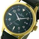 【今月特価】【ポイント5倍】(〜8/31) グランドール GRANDEUR プラス PLUS クオーツ 腕時計 GRP005G1 グリーン メンズ