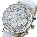 【今月特価】【ポイント5倍】(〜6/30) グランドール GRANDEUR 日本製 made in japan クロノグラフ クオーツ 腕時計 JOSC028W4 ホワイト メンズ