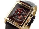 【今月特価】【ポイント5倍】(〜6/30) ピエールカルダン PIERRE CARDIN クロノグラフ 腕時計 PC-776 ブラウン メンズ