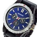 ウィーウッド WEWOOD KAPPA MB BLACK BLUE クオーツ 腕時計 9818132 ネイビー 国内正規 メンズ