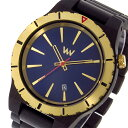ウィーウッド WEWOOD ASSUNT MB BLUE GOLD クオーツ 腕時計 9818134 ネイビー 国内正規 メンズ