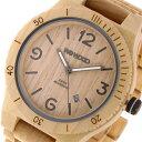 【ポイント2倍】(〜6/27 09:59) ウィーウッド WEWOOD ALPHA SW BEIGE クオーツ 腕時計 9818142 ナチュラル 国内正規 メンズ