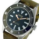 【ポイント2倍】(〜6/27 09:59) フォンデリア FONDERIA SEAWOLF クオーツ 腕時計 P-6A002UM2 ブラック 9828024 メンズ