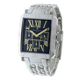153080f3cfc776 ... サルバトーレマーラSALVATOREMARRAクロノグラフクオーツ腕時計SM17117-SSBKGDブラック/ゴールドメンズ ...