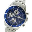 エルジン ELGIN クロノグラフ クオーツ 腕時計 FK1418S-...