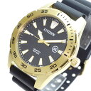 【ポイント2倍】(?11/30) (1年保証) シチズン CITIZEN 腕時計 BI1043-01E クォーツ ブラック メンズ