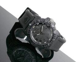 ルミノックスLUMINOXネイビーシールズ腕時計7051BLACKOUTレディース