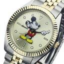 【ポイント5倍】(〜2/28) インガソール INGERSOLL ディズニー ミッキー クオーツ 腕時計 ZR26507 ゴールド メンズ