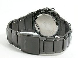 セイコーSEIKOクロノグラフアラーム腕時計SNAB35P1メンズ