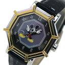 【楽天スーパーSALE ポイント最大20倍】(〜12/11 01:59)【ポイント10倍】(〜12/25)【キャッシュレス5%】ディズニーウオッチ Disney Watch 腕時計 1507-MK ミッキーマウス レディース