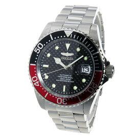 インヴィクタINVICTA自動巻き腕時計15585レッド/ブラックメンズ