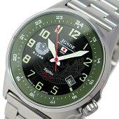 ケンテックスKENTEXJSDF防衛省陸上自衛隊モデルソーラースタンダード腕時計S715M-04メンズ