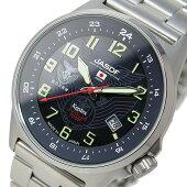 ケンテックスKENTEXJSDF防衛省航空自衛隊モデルソーラースタンダード腕時計S715M-05メンズ