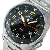 ケンテックスKENTEXJSDF防衛省海上自衛隊モデルソーラースタンダード腕時計S715M-06メンズ