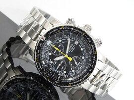 セイコーSEIKOクロノグラフアラーム腕時計SNA411P1メンズ