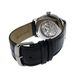サルバトーレマーラSALVATOREMARRA手巻き腕時計SM16101-SSBKブラックメンズ