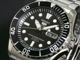 セイコーSEIKOセイコー5スポーツ5SPORTS自動巻き腕時計SNZF17J1メンズ