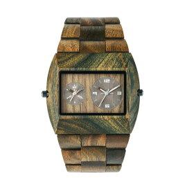 ウィーウッドWEWOOD木製腕時計JUPITER-RS-ARMYアーミー国内正規メンズ