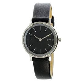 スカーゲンSKAGENハルドHALDクオーツ腕時計SKW2442ブラックレディース