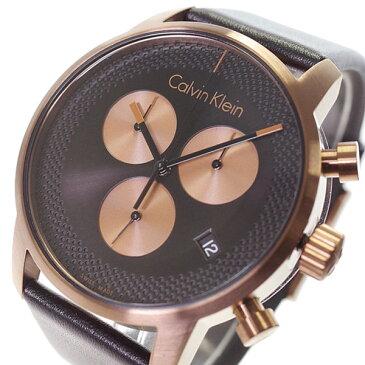 【お買い物マラソンxポイントアップ】(〜5/16 01:59)【ポイント2倍】(〜5/31)【キャッシュレス5%】カルバンクライン CALVIN KLEIN 腕時計 K2G17TC1 CITY シティ クォーツ ブラック メンズ