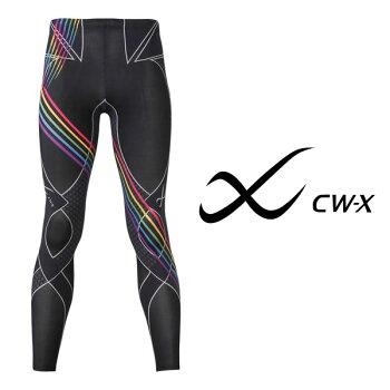 【メンズ】[ワコール]CW-Xスタビライクスモデル(ロング)HXO589<男性用/スポーツ用タイツ>