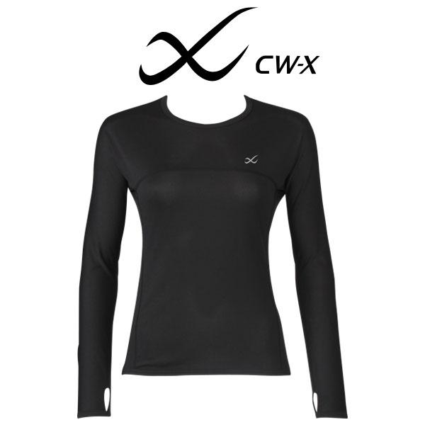 [ワコール]CW-X スポーツアウター トップ-Tシャツ(長袖)<レディース>DLY533【wcl-cwx-wt】【n】【n07】【p】【】