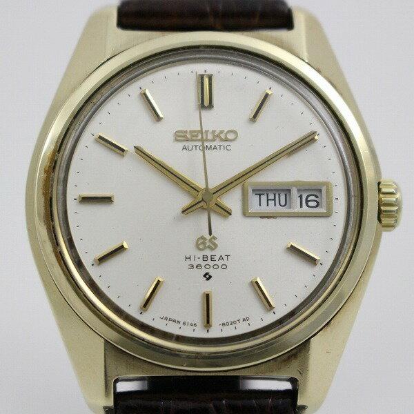 腕時計, メンズ腕時計  61GS 36000 CAP GOLD 6146-8000