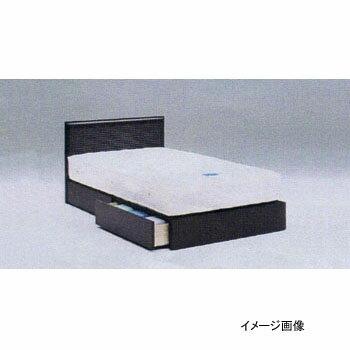 【送料無料】ベッドJPシャレードBX(引出付)タイプマットレスセットクロスDXセミダブル「SD」