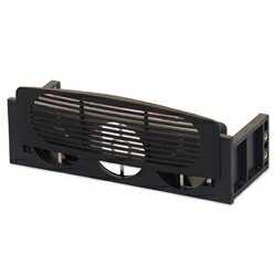 ポイント5倍5インチベイHDDクーラー ブラック アイネックス HDC-502BK