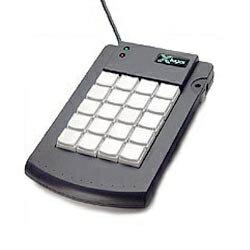全品代引手数料無料! ポイント5倍X-Keys デスクトップ USBインタフェース 20キー PIエンジニ...