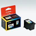 【5000円以上で送料無料】 Canon キヤノン キャノン 純正 インク FINEカートリッジ 3色カラー 大容量 BC-341XL