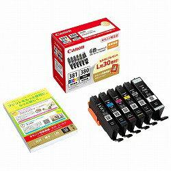 インクタンク BCI-381+380/6MP キヤノン 2344C002