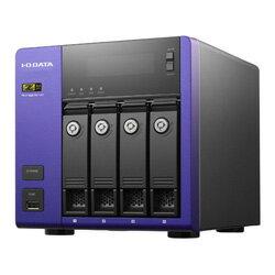 【送料無料】アイ・オー・データ機器 アイオーデータ IODATA HDL-Z4WP8I WSS2016STD搭載 Intel Core i3搭載 4ドライブ 法人向け NAS ナス ネットワークHDD 8TB