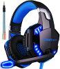 ゲーミング ヘッドセット ヘッドホン ヘッドフォンARKARTECH G2000 ゲームヘッドセ...