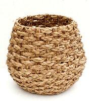 ラタン鉢カバーB8210観葉植物モダンナチュラルインテリアグリーンおしゃれ人気引越し祝い開店祝い新築祝い結婚祝いお祝い観葉植物通販