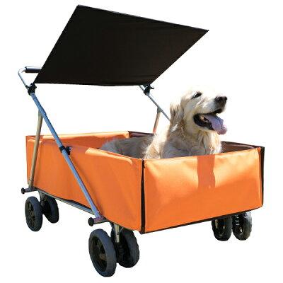 OFT介護カート/大型犬/ヘルニア/キャリー/バギー/老犬/シニア犬