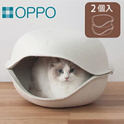 オッポ(OPPO) CatShell(キャットシェル) 2個入
